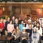 Holiday Luncheon at Woodberry Kitchen